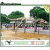 2014 new dino park exhibition real size dinosaur skeleton