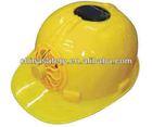 Solar powered safety Helmet with fan helmet