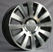 Auto parts 17/18/19 inch alloy car rims Fit For AUDI