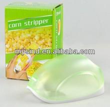 plastic corn stripper, corn threshing device,kitchen gadgets