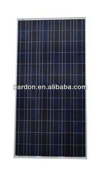 Grid tie Solar Power System Polycrystalline Solar Panel