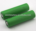 Sony IMR 18650 battery 2100mah 3.7V High Drain IMR Battery /18650 Li-Mn battery