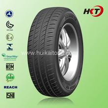 PCR semi-steel radial tubeless car tyre 195R14C