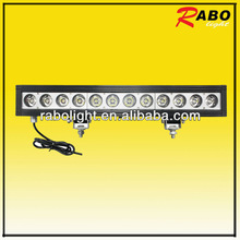 60W car LED light bar for Off road motorcycle,ATV,SUV,4WD cars