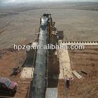Vibrating conveyor,used rubber conveyor belt,transfer belt machine