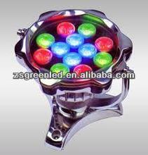 Multi-color landscape light, led pool lights,IP65,AC85-260V