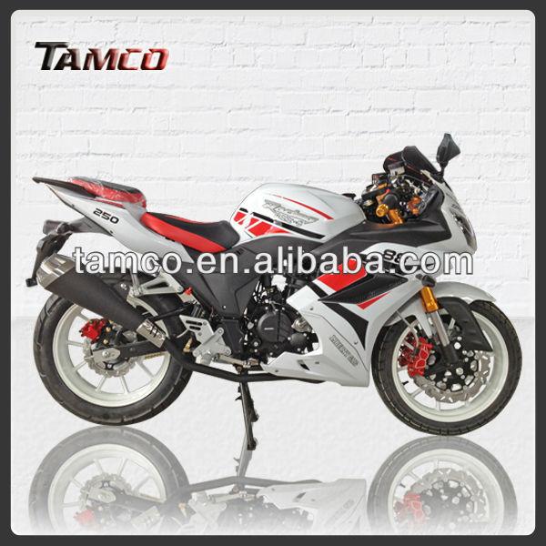 T250-DPX custom motorcycle chopper 250cc
