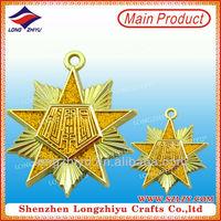 Sydney run participant medals, award medals chinese zodiac souvenir coin medal chi