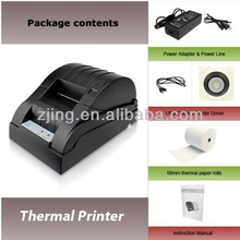58mm Multi Interface USB Portable POS Terminal Printer USB Bus Ticket Printer