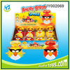 Bird funny lovely peg-top,Flashing peg-top, brand peg-top manufacturer & supplier