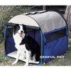 Outdoor Pet Tent Crate