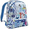 Hot-selling ladies fashion backpack bag