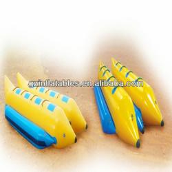 inflatable water double tube banana boat (Immanuel)