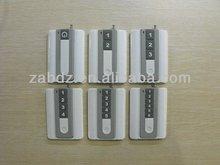 ZAB6 series,Latest,200m,fixed code,wireless remote control holder,1-6CH,white, fancy shape case