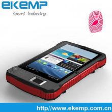 7 inch Touch Screen Android PDA Tablet, Biometric Fingerprint Tablet, QR Barcode Scanner Tablet(EM802)