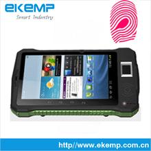 7 inch Touch Screen Android Tablet, Biometric Fingerprint Tablet, Police Scanner Tablet(EM802)