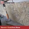 Newstar giallo fiorito granite kitchen countertop