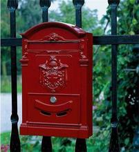 Casting aluminum Mailbox