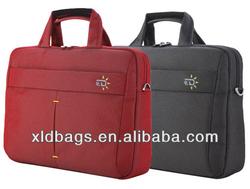 2014 fashion vertical 15''messenger laptop bag