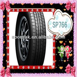 Sportrak farroad passenger car tyre EU-label and DOT approved