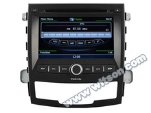 WITSON analog tv for SSANGYONG NEW KORANDO ACTION