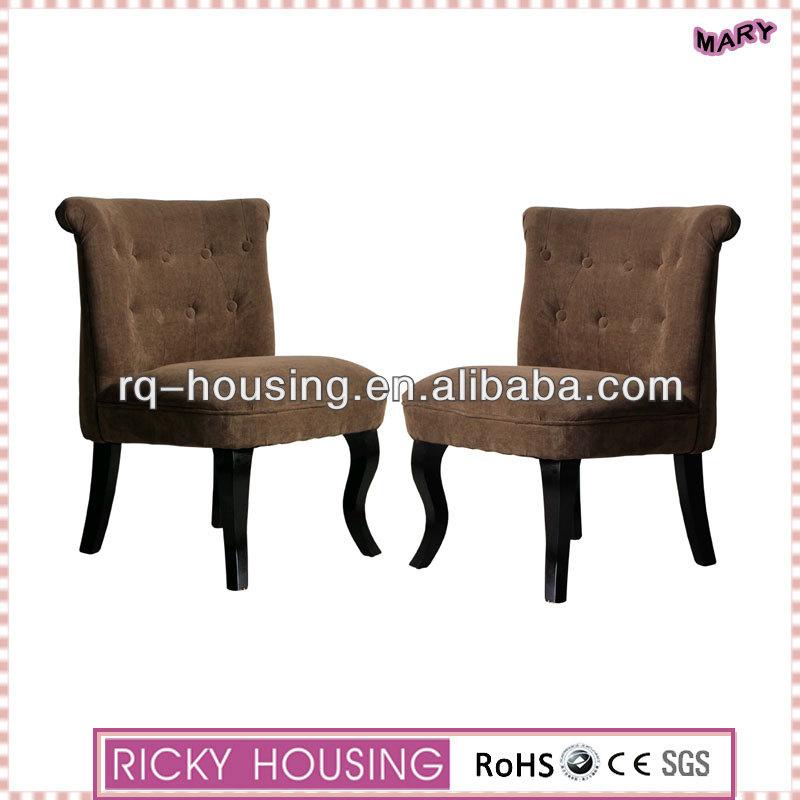 Fabric Living Room Swing Chair Ergonomic Modern Living