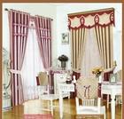 2014 home decor curtain organza/asia style curtain valance