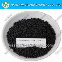 Largest organic fertilizer producer vastland npk 12-0-4