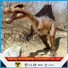 Yard Decoration Animated Dinosaur Model