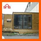 modular steel and glass house