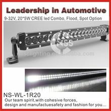 2014 NSSC NEW led auto spot light bar cree led high power outdoor bar
