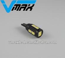 T10 5630 10smd 3528 Led car light auto interior light white high power led light lamp led auto