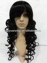 Ebony soft dread lock synthetic braiding hair