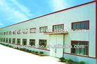 Light frame prefabricate steel building cheap prefab factory
