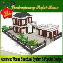 Chine maison préfabriquée bungalow fabricant