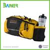 Outdoor jogging waist bag with bottle holder for sports
