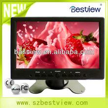 16:9 mini 7 inch small hdmi cheap lcd monitor with hdmi