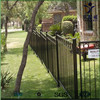 Decorative Types Outdoor Ornamental Wrought Iron Fence