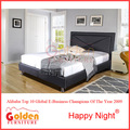 Hot vente happynight espagne, moderne, élégant bed king size mg936#