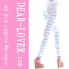 wholesale sexy white Long elegant danskin leggings
