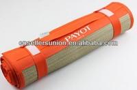 Popular Roll Up Beach Straw Mat