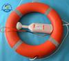 2.5kg/4.3kg CCS lifebuoy orange color marine lifebuoy