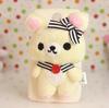 New brand cute cartoon animal soft fur case for samsung i9500