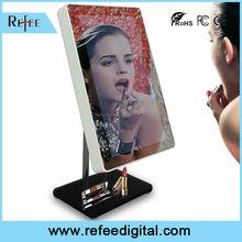 10.2inch Full New lcd screen shopping multimedia Magic motion sensor advertising player shop display