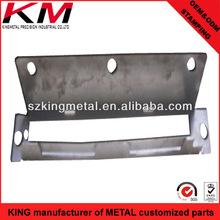 Industrial folding of metals stainless steel metal stamping