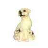 Polyresin standing dog garden decoration--dog 15