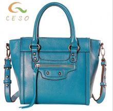 2014 guangzhou new design pu leather fashion ladies ladies fashion stones handbags manufacturer