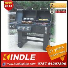 Professional Custom 2014 Best durable fire retardant bbq grill mat