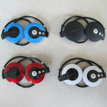 small bluetooth headphone colorful promotion headphone