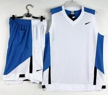 2014 OEM basketball team uniform, blank basketball suit, basketball jersey set